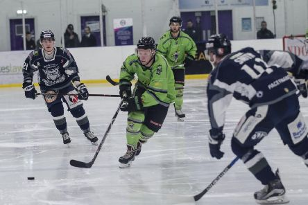 Sheffield Steeldogs and Hull Pirates are both in playoff action this weekend.' Picture by Charlotte Flanagan