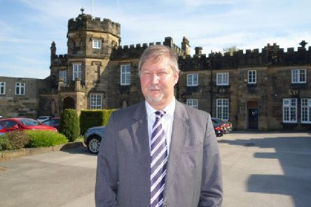 John Sutcliffe, chief executive of Henry Boot