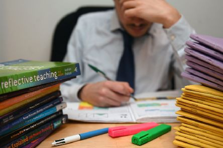 Teachers have insufficient resources for pupils with special educational needs.