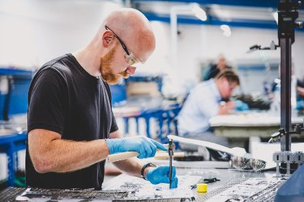 Sylatech, an engineering business based in Kirkbymoorside, has announced that it has received a grant funding investment of �450,000 from Let's Grow North East & East Yorkshire.