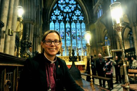 Dr Helen-Ann Hartley is the Bishop of Ripon.