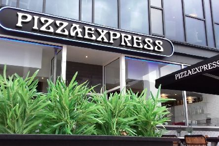 Pizza Express denies it's to slice the number of its restaurants