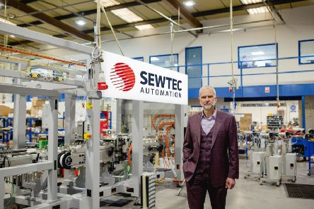 Sewtec Automation by Mark Newton Photography