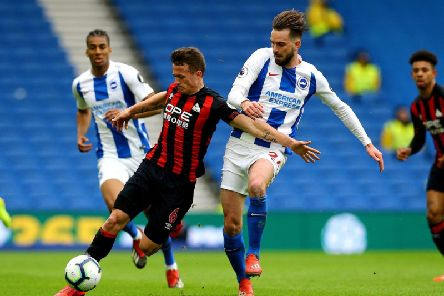 Huddersfield Town's Jonathan Hogg. Picture: PA.