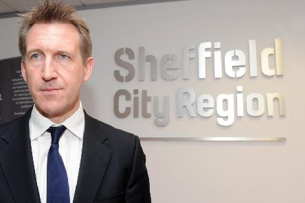 Dan Jarvis was elected mayor of Sheffield City Region a year ago.