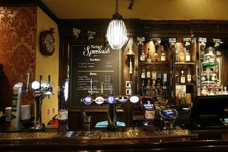 Sometimes you can't beat the simplicity of a good old fashioned pub.