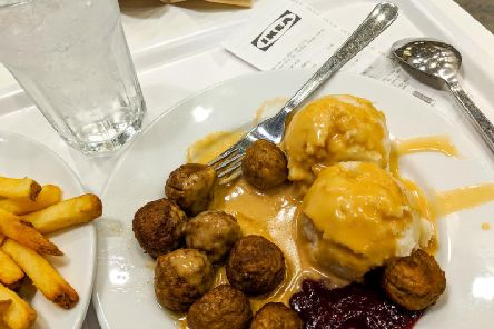Soon there will be a vegan version of Ikea's popular Swedish meatballs.