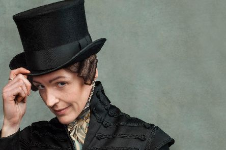 Suranne Jones stars in Gentleman Jack.