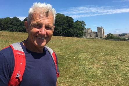 Paul Rose has made a new television series about The Yorkshire Dales.