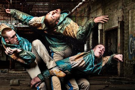Choreographer Gary Clarke's new work Wasteland comes to Barnsley next month.