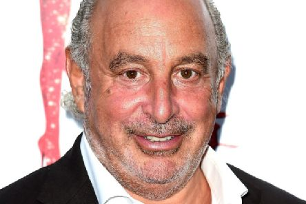 Sir Philip Green Photo: Ian West/PA Wire