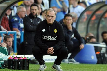 Leeds United head coach Marcelo Bielsa. Picture: Tony Johnson.
