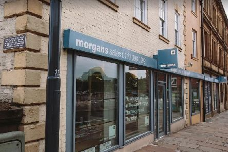 Burd carried out an 80,000 fraud at Morgans City Living in Leeds.