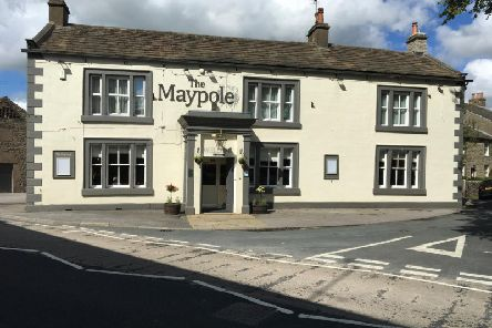 The Maypole Inn, Long Preston