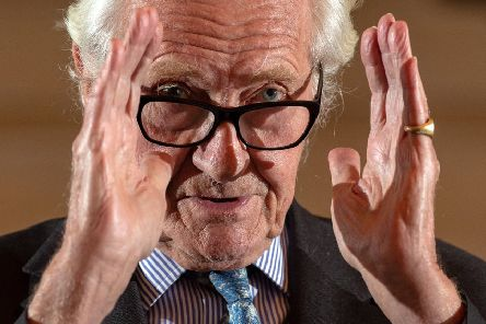 Lord Heseltine. Picture by Bruce Rollinson