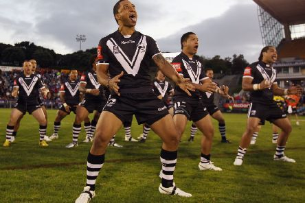 Back in international spotlight: Benji Marshall. Picture: Hannah Peters/Getty Images