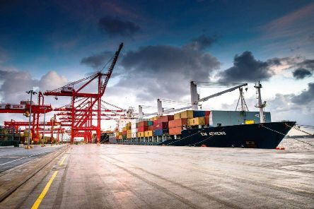 Andrew Jackson has advised on a major transaction at the Port of Liverpool.