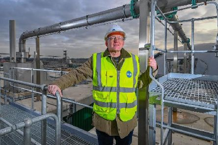 Mike Dunns Iona Capital has just signed an energy deal with the Wensleydale Creamery, just one of the companys many  commitments to Yorkshire