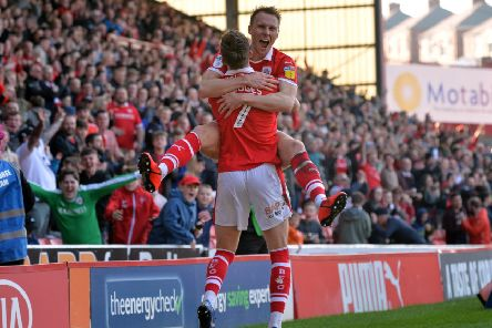Cauley Woodrow.  Picture Bruce Rollinson