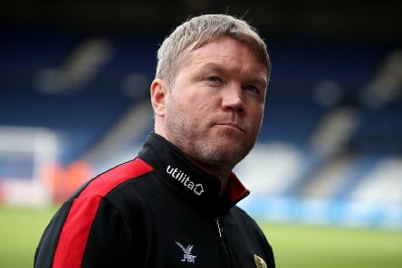 Doncaster Rovers manager Grant McCann.