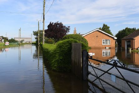 This month's flooding in Wainfleet has led to renewed calls for the dredging of rivers to be resumed.