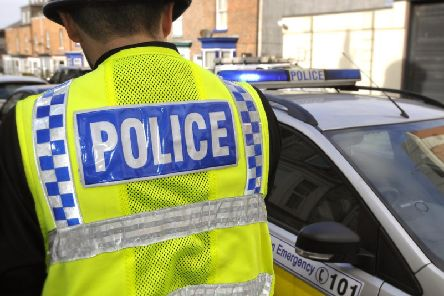 An 18-year-old man from Leeds has been arrested on suspicion of robbery and remains in police custody following a knifing in Harrogate.