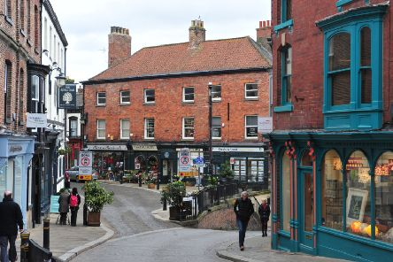 How can public transport be improved to towns like Ripon?