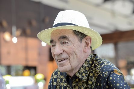 Human rights activist and prominent former South African judge Albie Sachs. Picture Scott Merrylees