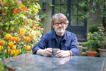 Food writer and broadcaster Nigel Slater.