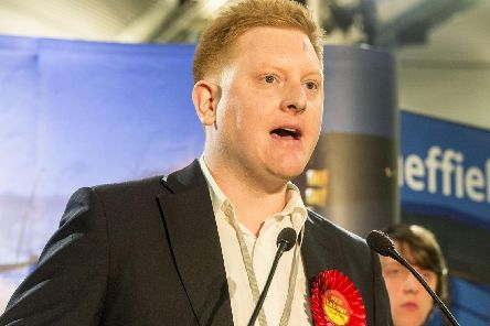 Jared O'Mara MP.