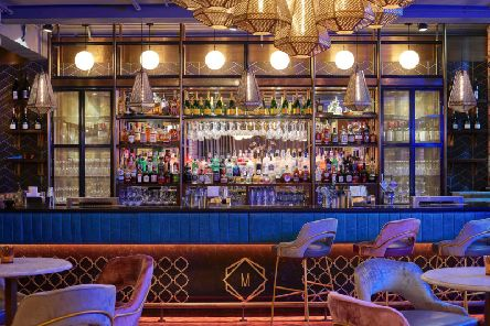Popular Leeds bar Manahatta is set to open up a new site in Harrogate.