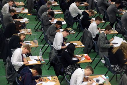 What lessons can be learned from this year's A-Level results?