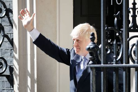 Yorkshrie industrialist Sir Andrew Cook is urging Boris Johnson to hold his nerve over Brexit.