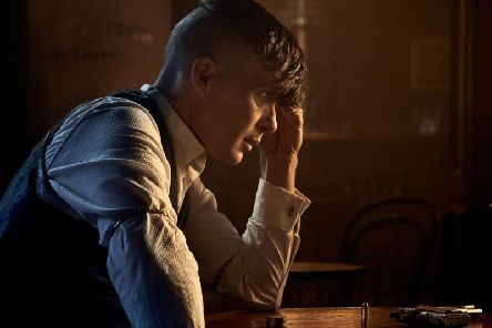 Cillian Murphy as Tommy Shelby in Peaky Blinders. Picture: PA Photo/BBC/Caryn Mandabach Productions Ltd 2019/Robert Viglasky