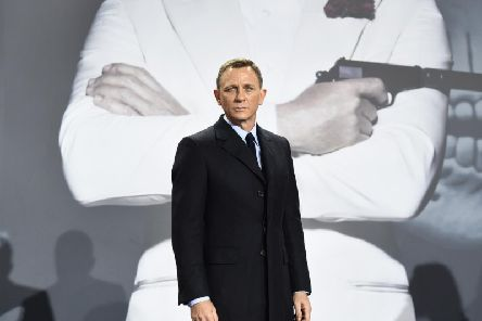 Daniel Craig has portrayed James Bond in many of the films. Photo: TOBIAS SCHWARZ/AFP/Getty Images