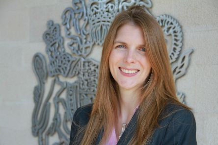 Jane Marriott is the new high commissioner to Kenya.