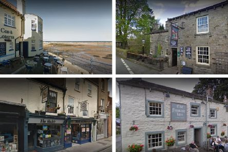 Pubs in Yorkshire
