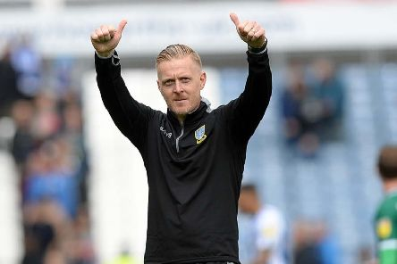 Owls new manager Garry Monk.    Pic Steve Ellis