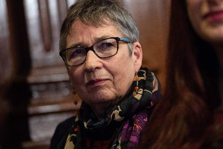 Ann Coffey MP, who chairs the All Party Parliamentary Group for Runaway and Missing Children and Adults. Picture by Niklas Halle'n/AFP/Getty Images.