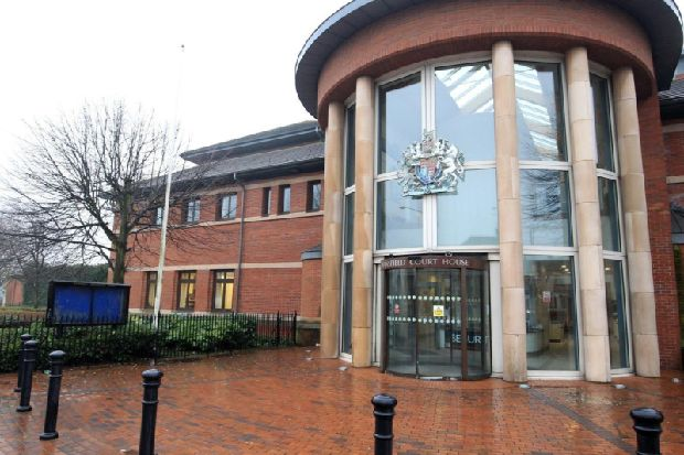Man appears in court on knife and drug charges after arrest in Sutton