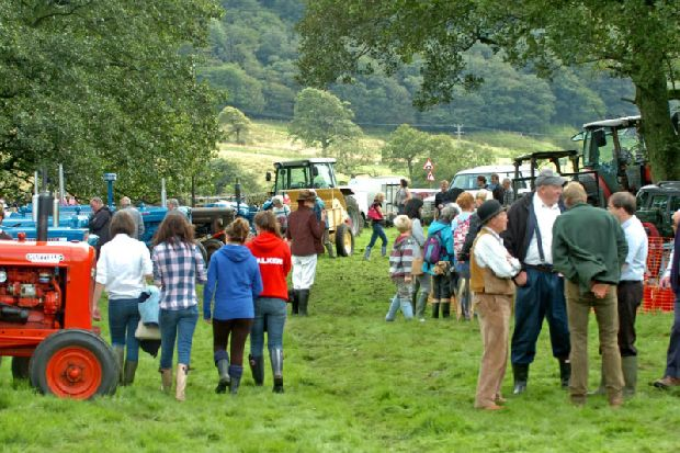 Hodder Valley Show: A slice of rural life - Clitheroe ...