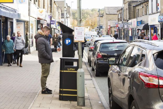 Free on-street parking in Brighouse set to be scrapped again