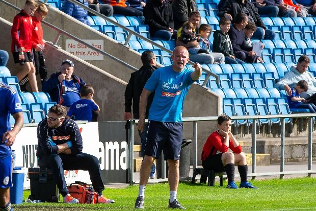 """FC Halifax Town 4-2 Barnet: """"They should come off with a sense of pride, because they've earned the win"""" says boss Wild"""