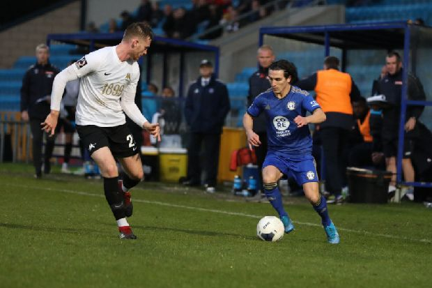 FC Halifax Town: Jack glad to be back after injury nightmare