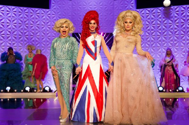 Top two finish for Brighouse queen in RuPaul's Drag Race UK final