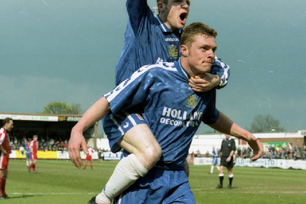 The story of 'Super' Geoff Horsfield - Halifax Courier