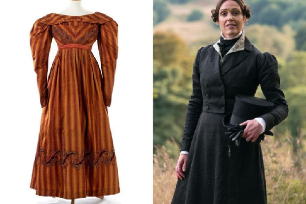 Anne Lister period fashions on show in Halifax as part of new Fashion Gallery