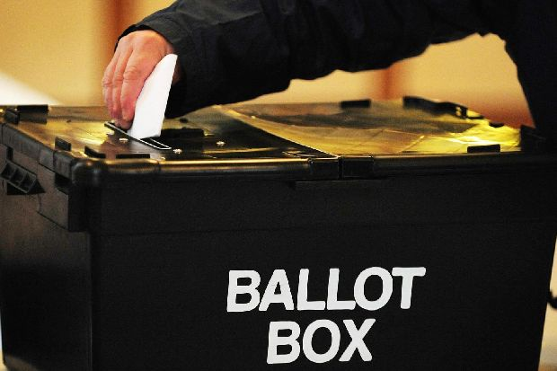 Which candidate will get your general election vote in St Helens?