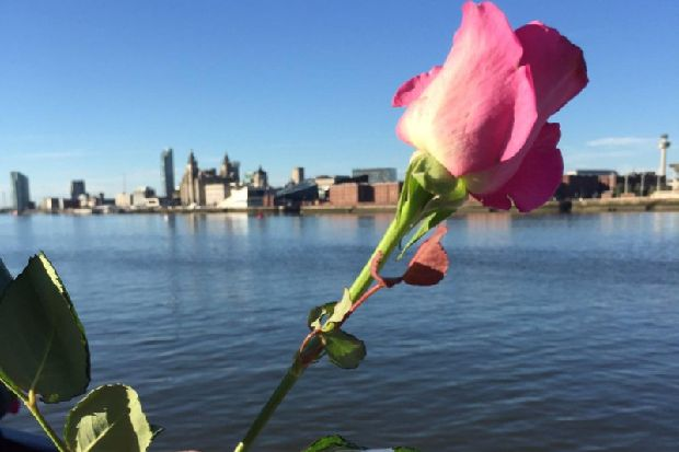 Hospice cruise of memories on the Mersey