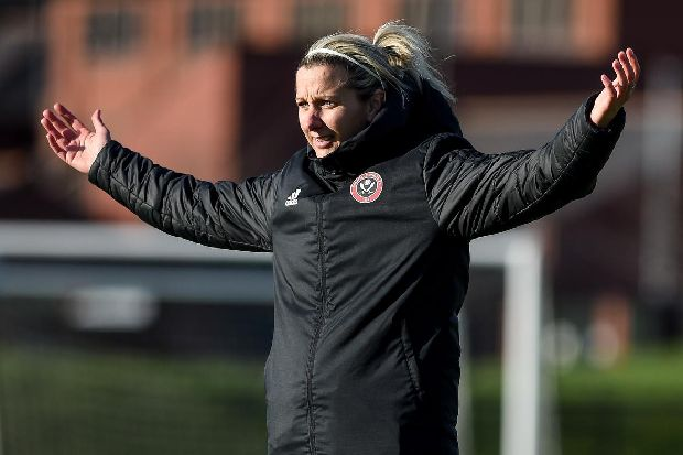 Sheffield United: Boss Carla Ward praises 'excellent' Blades Women